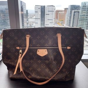 AUTHENTIC LOUIS VUITTON IENA MM